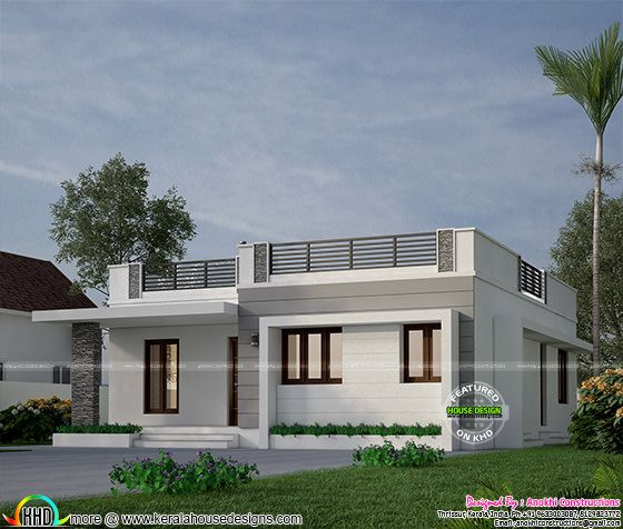 ₹ 18 lakhs budget estimated house in Kerala