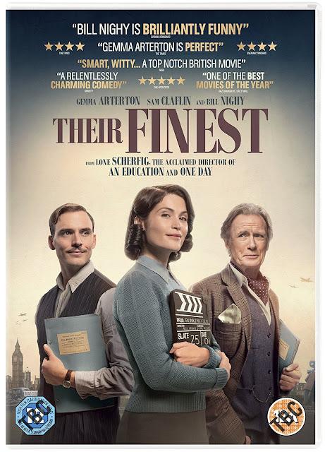 Their Finest (2016) ταινιες online seires xrysoi greek subs