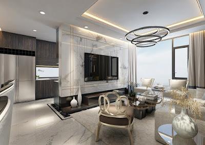 Thiết kế căn hộ chung cư Sunshine City
