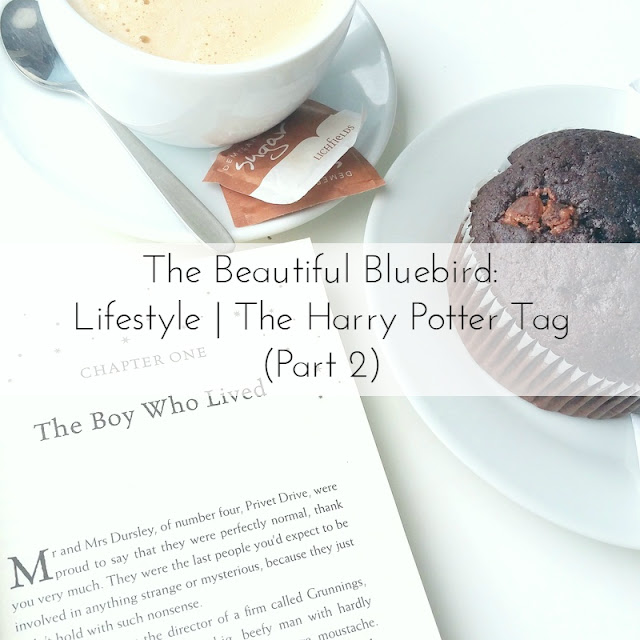 Lifestyle | The Harry Potter Tag (Part 2)