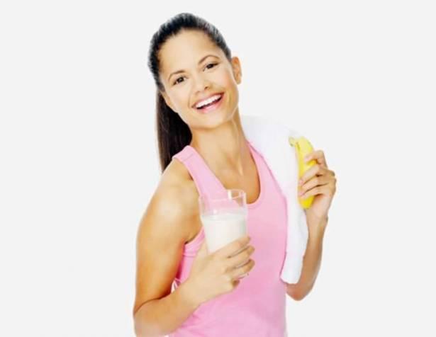 رجيم الموز والحليب … 8 فوائد مذهلة