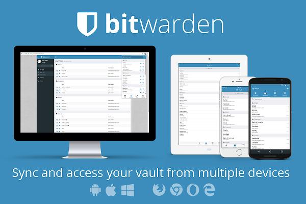 Bitwarden - O απόλυτος, ανοικτού κώδικα, Password Manager για να έχετε τους κωδικούς σας σε οποιαδήποτε συσκευή