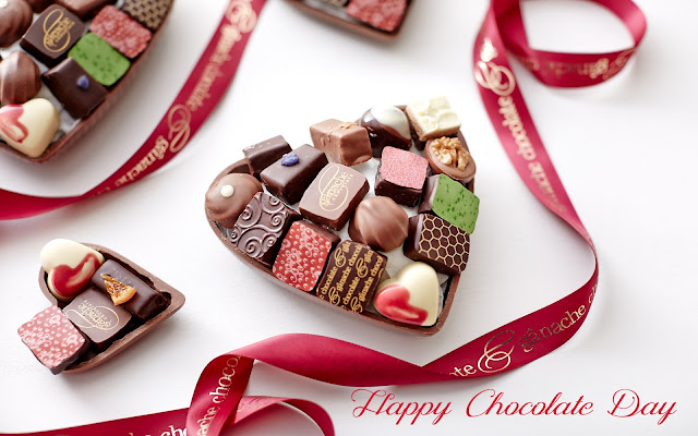 Happy Chocolate Day 2017 Wallpapers