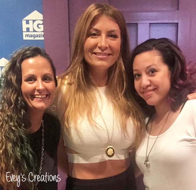 HGTV Genevieve Gorder Evey's Creations and Fern Avenue in NYC
