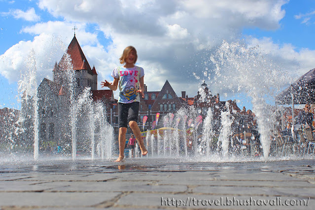 Tournai Things to do Grand Place