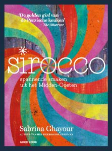 Omslag Sirocco van Sabrina Ghayour