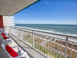 Grand Atlantic Condo, Carolina Vacation Rental