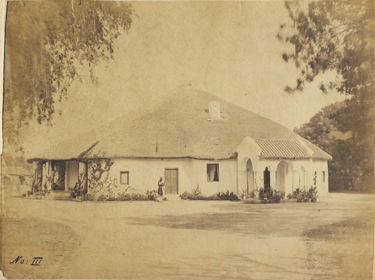 The House c1890's