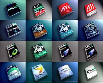 Sejarah Perkembangan Processor AMD Dari Tahun ke Tahun