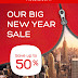 Hotels.com  New Year Sale