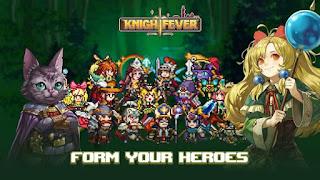 Knight Fever Apk v1.0.43 Mod