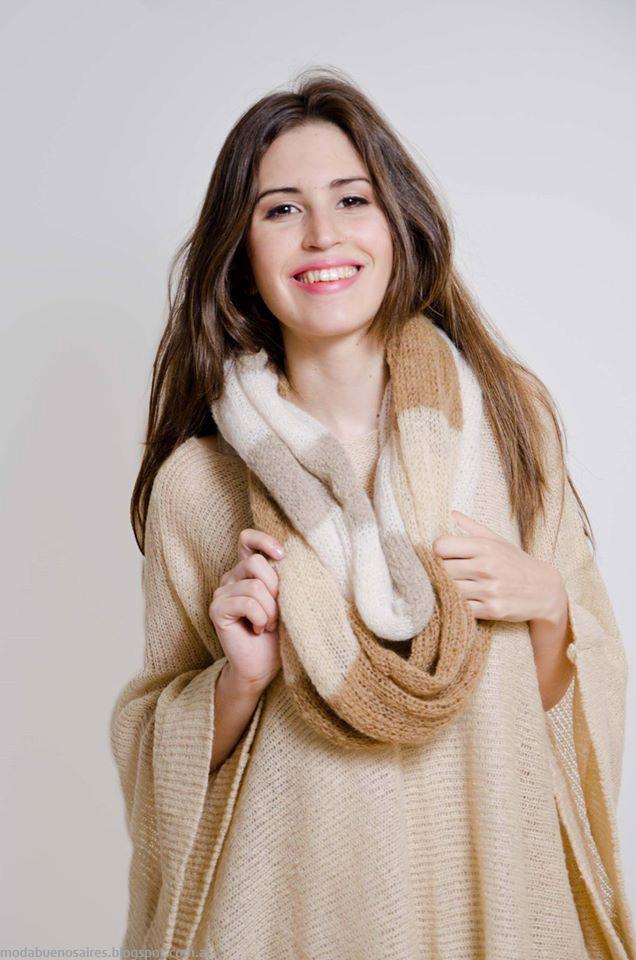 Sweaters invierno 2016 Lares tejidos.