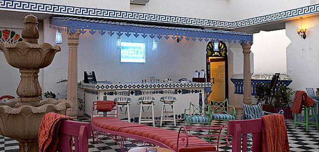 TaBlu - Hotel Clarks Amer