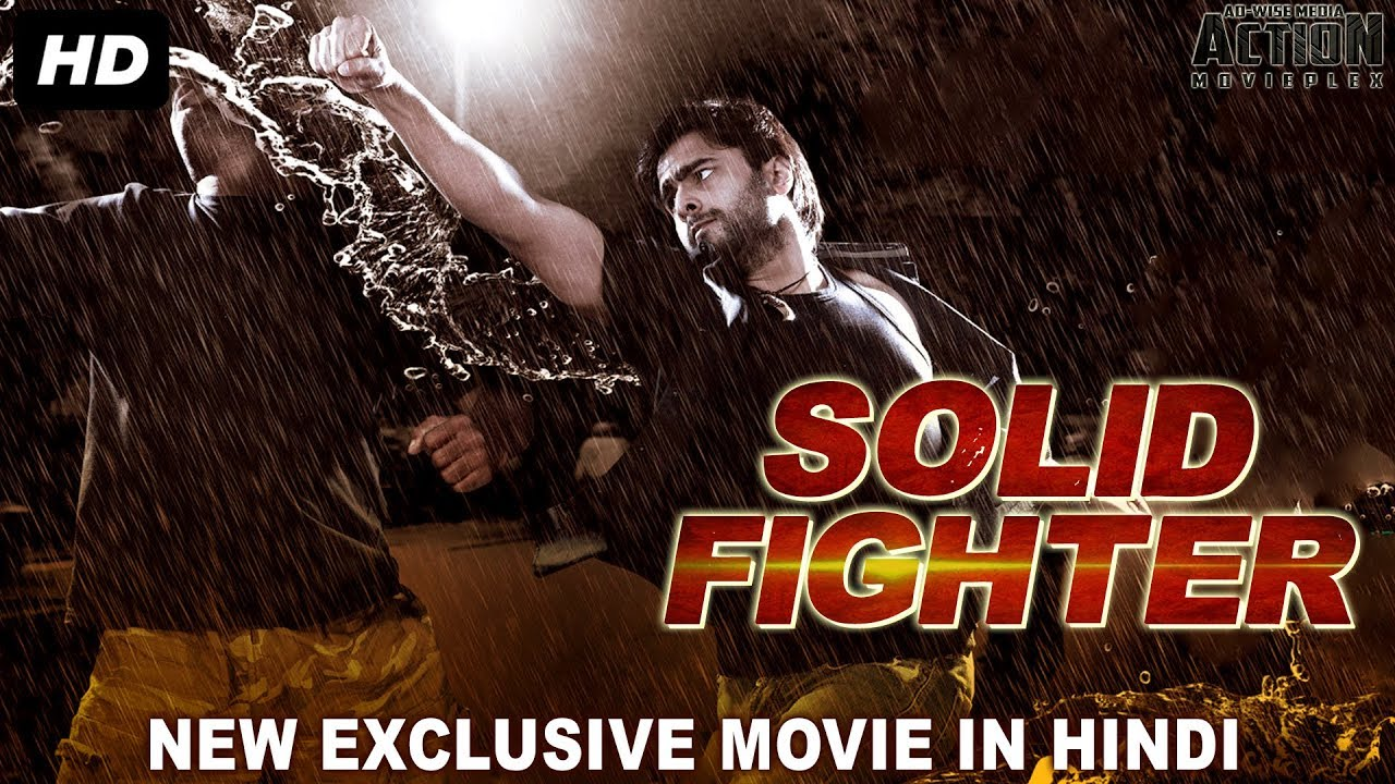 SOLID FIGHTER (Vaigai Express) 2018 Hindi Dubbed 720p HDRip x264 900MB