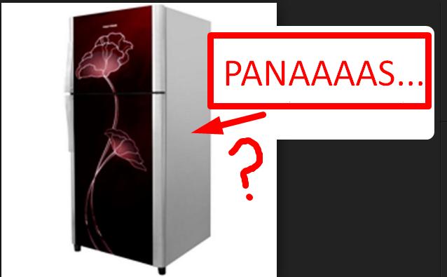 PANAS : Bagian Dalam  Lemari Es Terasa Dingin, Tapi Ngapa Luarnya Panas? Jawaban Ahli...