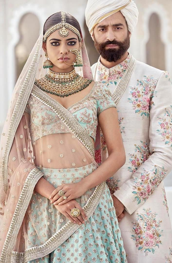 SareeO Blog: Trending Indian Wedding Dresses - Wedding Season 2018