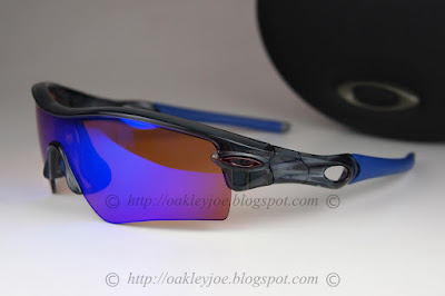 oakley iridium blue