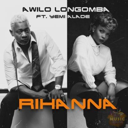 """Awilo longomba """"rihanna"""" ft. Yemi alade zambian music blog."""