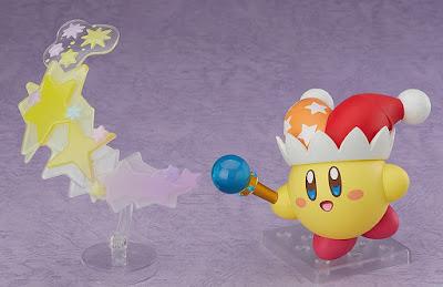 """Figuras: Imágenes y detalles del Nendoroid """"Beam Kirby"""" - Good Smile Company"""