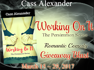 Cass Alexander's WORKING ON IT Giveaway Blast