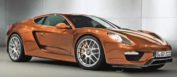 2017 Porsche 960 Design
