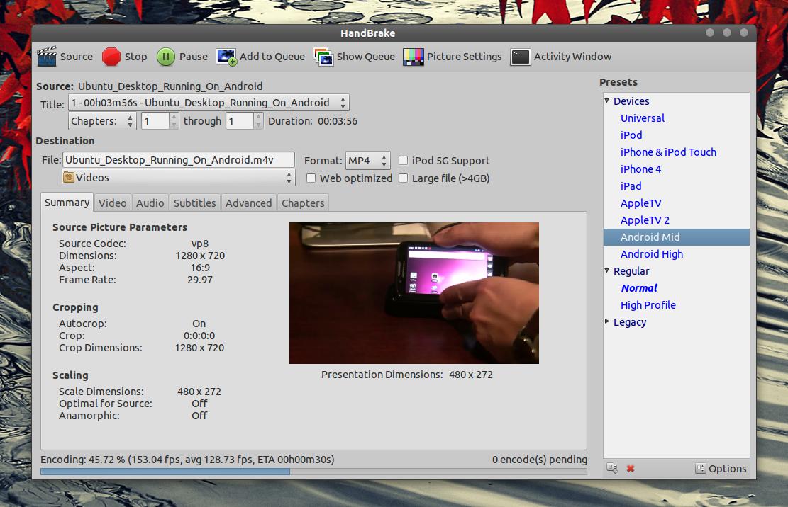 HandBrake 0 9 6 Released [Video Transcoder] ~ Web Upd8: Ubuntu