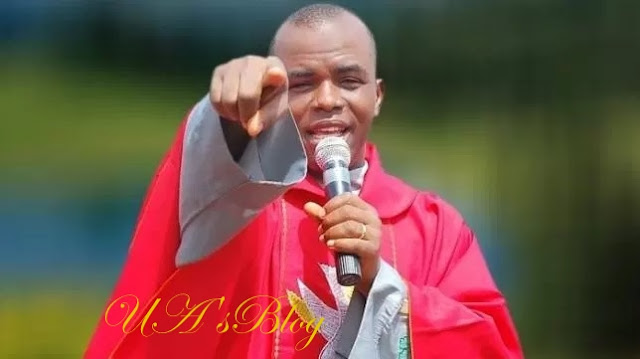 Mbaka Slams Peter Obi Again, Reveals What Would Happen If Peter Obi Refuse To Donate Money To His Church