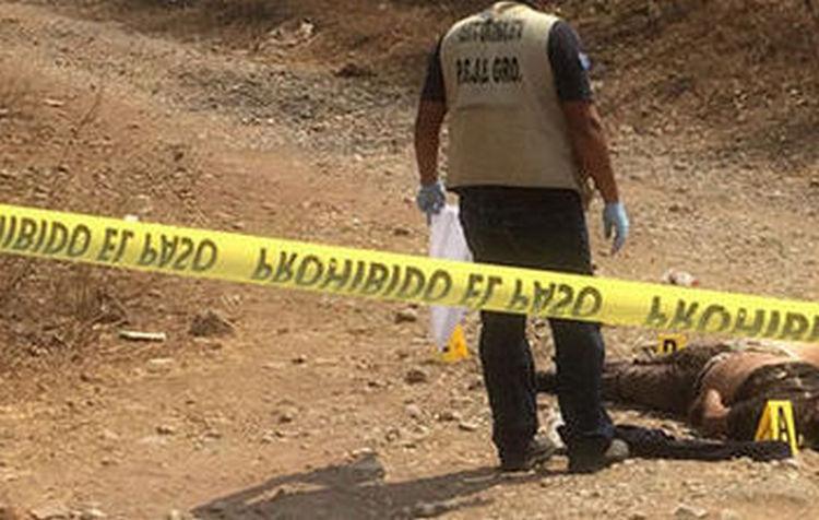Con huellas de tortura y asfixiados, ejecutados fueron encontrados a un costado de la carretera Atliaca-Apango
