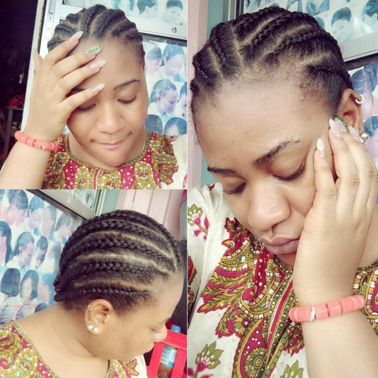 nkechi sunday natural hair