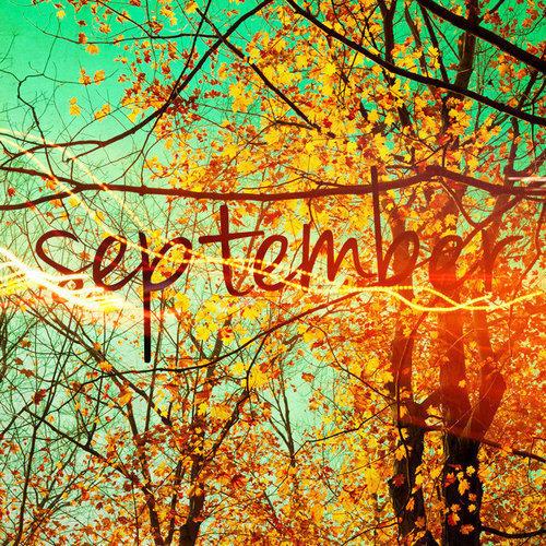 Décor de Provence: Hello September!