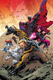 Uncanny X-Men #6 - Lashley Variant