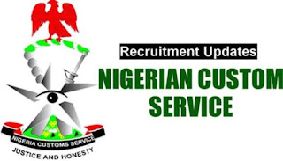 Nigeria Customs Recruitment Form: Application Website/Portal, Updates and Applicants List Page