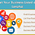 Get Your Business Listed on Lenahai to Your Business !