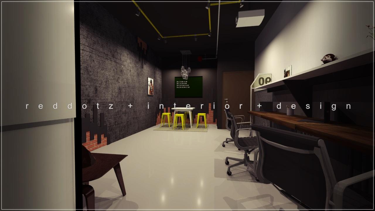 Reddotz interior design malaysia dua marhalah soho for Office design malaysia