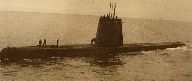 Resultado de imagen de Santa Fe , un viejo submarino de la clase Balao