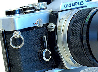 Olympus OM-1n, Mirror Lockup, Self Timer