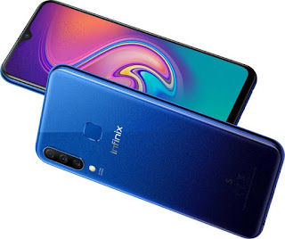 Infinix S4 with 32 MP AI selfie and triple rear camera | Full specifications | features | price