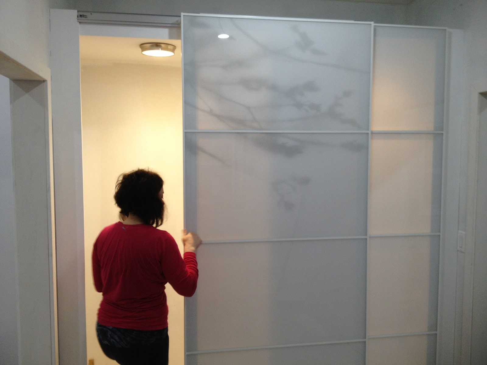 buying our first home in queens ny ikea pax tonnes hacked closet. Black Bedroom Furniture Sets. Home Design Ideas