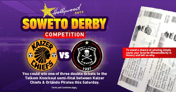 Soweto Derby Facebook Promotion