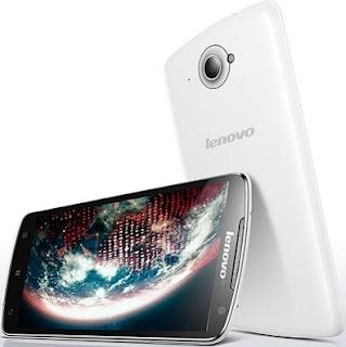 Spesifikasi Lenovo S920
