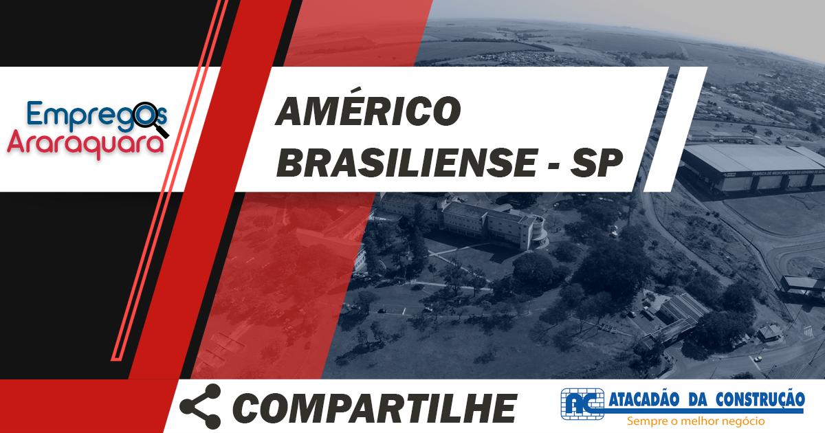 Operador (a) de Telemarketing / Américo Brasiliense - SP / Cód. 3624