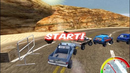 تحميل لعبة سباق السيارات الرائعه Pickup Racing Madness للكمبيوتر بحجم صغير 526x297-CcD.jpg