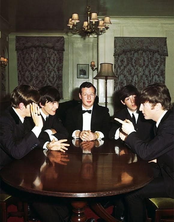 Une série sur Brian Epstein, le «cinquième Beatle», est en préparation