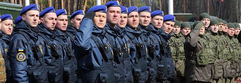 Зеленський хоче зміни законів про оборону та Нацгвардію