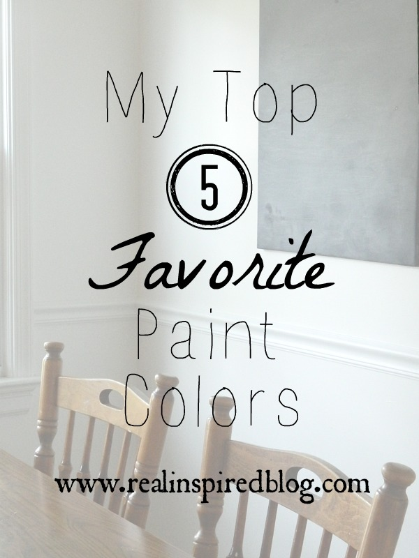 my top five favorite no fail paint colors snowbound white kitchen walls chalkboard canvas wooden dining table chairs