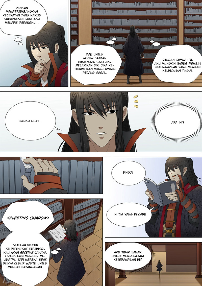 Baca Manhua God of Martial Arts Chapter 3.2 Bahasa Indonesia