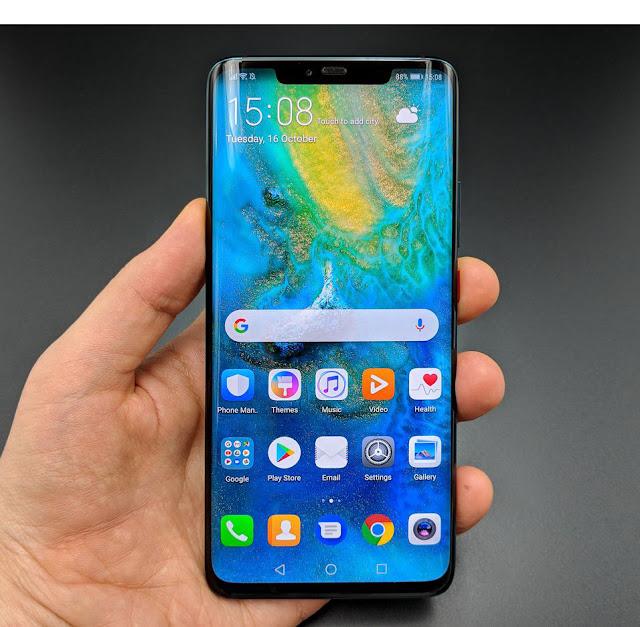 Cara Merekam Layar di Huawei Mate 20 tanpa aplikasi,Ini Caranya 6