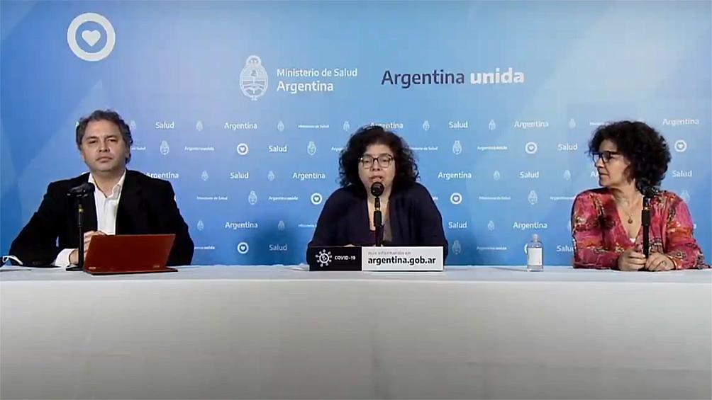 Suman 249 los fallecidos por coronavirus en la Argentina