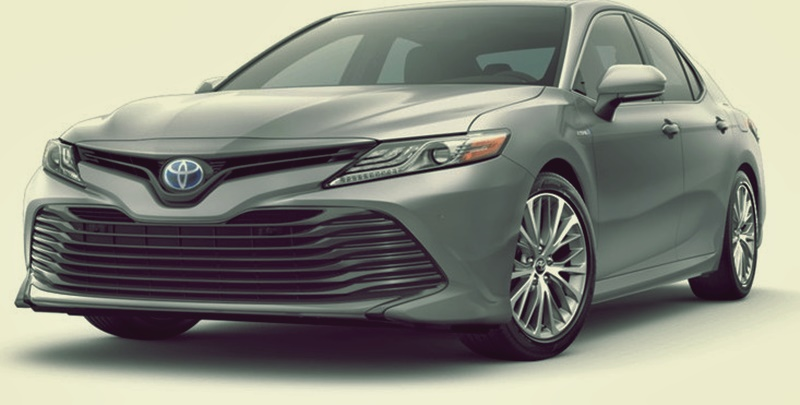 2018 Toyota Camry Xse, Car and Le