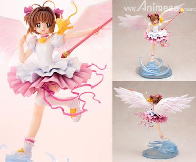Figura Sakura Kinomoto Sakura Card Arc ARTFX J Cardcaptor Sakura